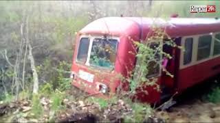 Tren deraiat Resita-Timisoara
