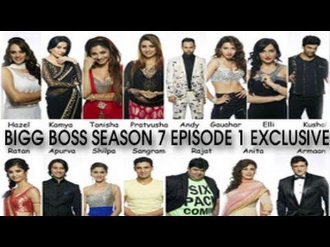 Watch model sofiya hayat enters bigg boss 7 30th october. (video.
