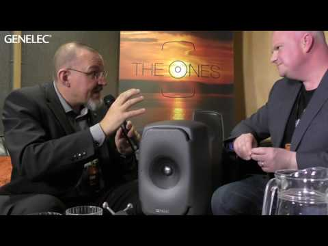 The Ones | Facebook Live Product Launch from Metropolis Studios | Genelec 8351/8341/8331
