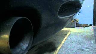 exhaust Mondeo 2,5 v6