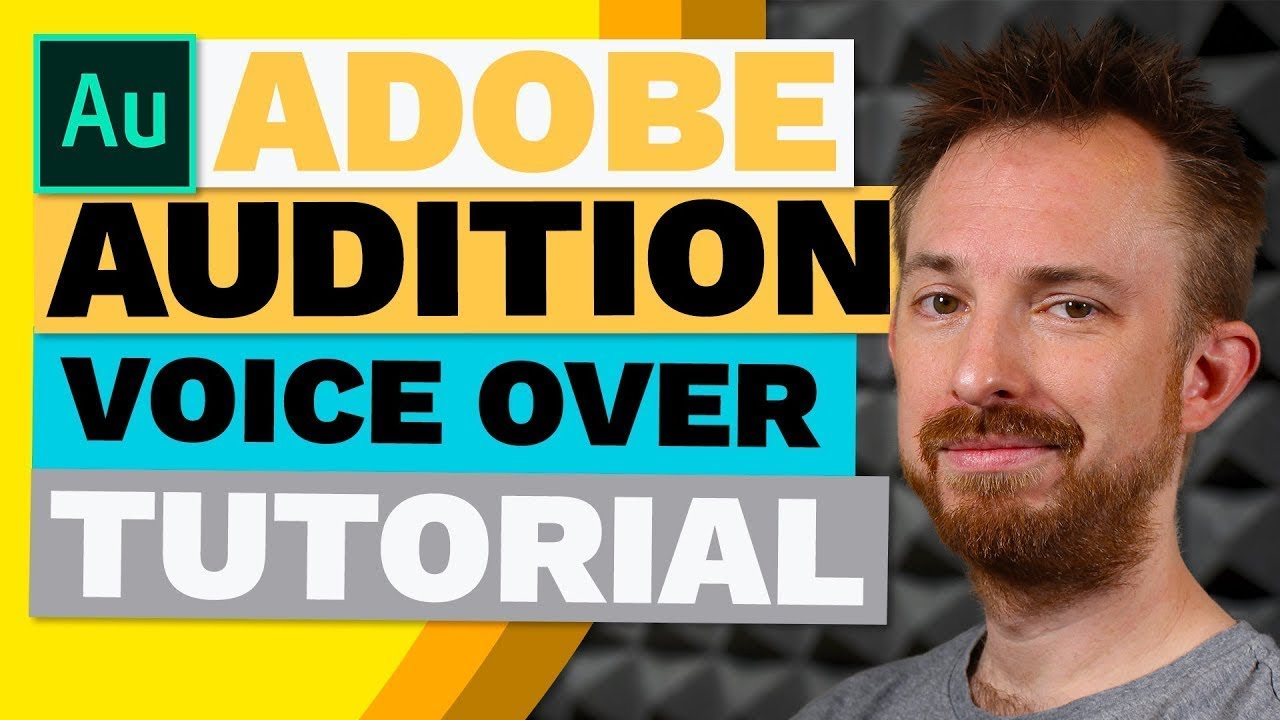 how to add a voiceover in adobe spark