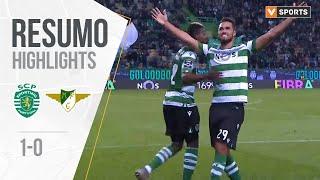 Highlights   Resumo: Sporting 1-0 Moreirense (Liga 19/20 #13)