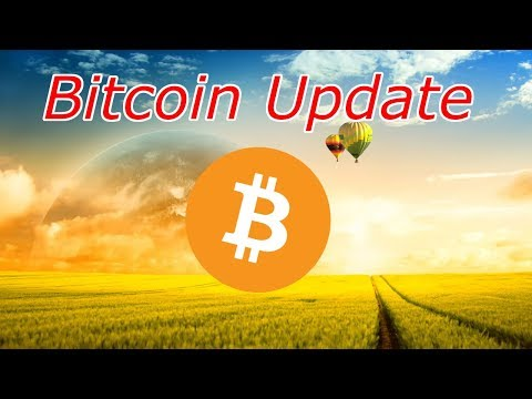 Bitcoin Update : BTC Jumped $300 Overnight. What Happened? Crypto Technical Analysis