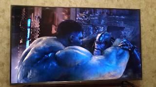 Артефакты при просмотре фильма в OKKO на Xiaomi Mi TV 4S 55″ (L55M5-5ARU)