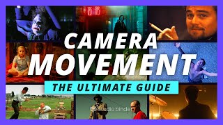 Ultimate Guide to Camera Movement - Every Camera Movement Technique Explained [The Shot List Ep6]