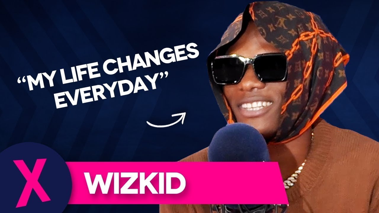 WizKid Reflects On The Incredible Rise Of Afrobeats   Homegrown   Capital XTRA