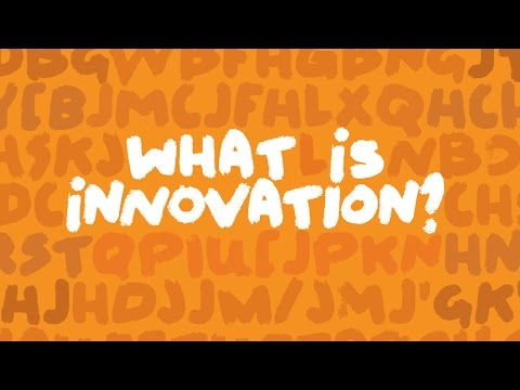 What is Innovation? by David Brier