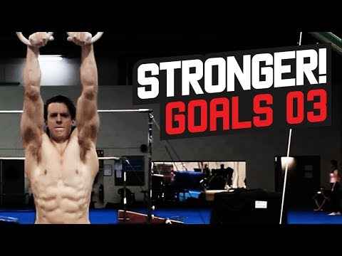Azarian & Front Lever - STRONGER! Goals Session 3 - Lachlan Walker