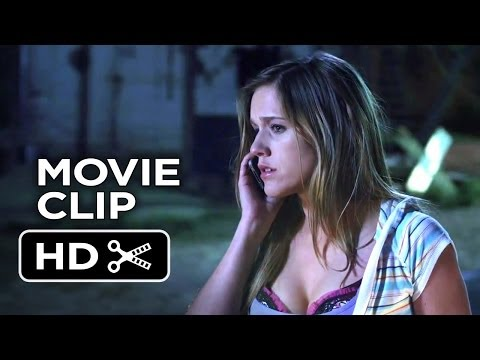 Sorority Party Massacre Movie CLIP - Phone Call (2014) - Marissa Skell Movie HD