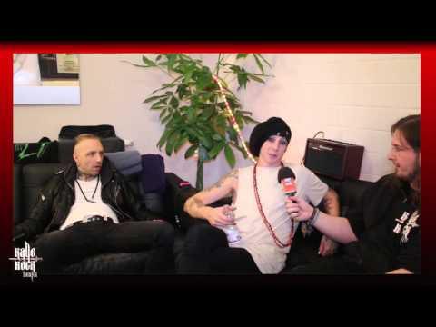 Backyard Babies - Interview with Kalle-Rock.de - 06.11.2015