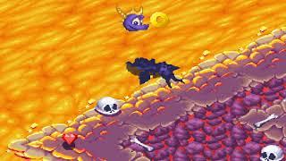 Spyro: Season Of Ice! - Game Over