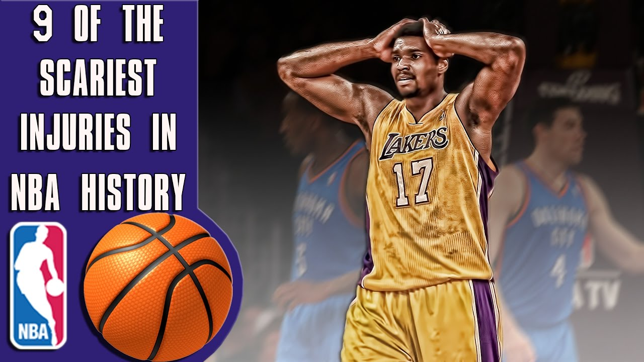 9 of the scariest injuries in NBA history