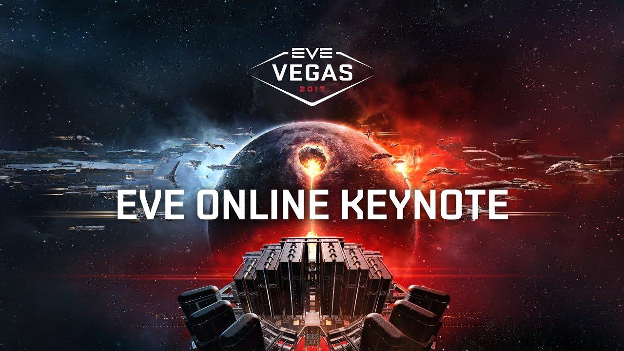 EVE Vegas 2017 - EVE Online Keynote