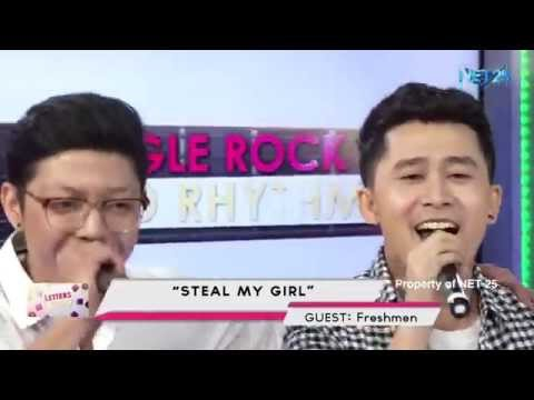 FRESHMEN NET25 LETTERS AND MUSIC Guesting - EAGLE ROCK AND RHYTHM