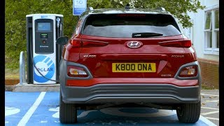2019 Hyundai Kona electric - The longest-range non-luxury EV