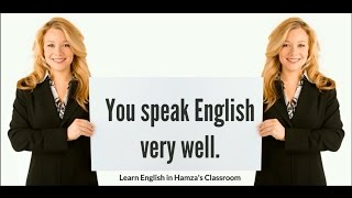 Basic English speaking practice