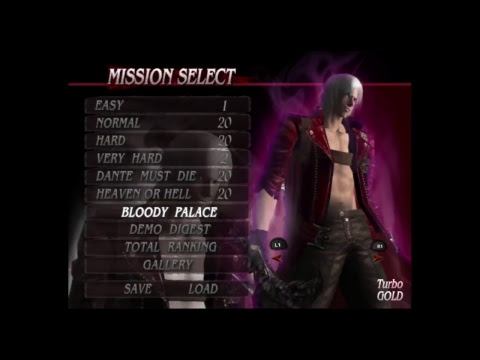 Devil May Cry 3 HD (Bloody Palace + Turbo Mode) thumbnail