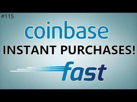 Coinbase Instant Purchases! - Daily Deals: #115