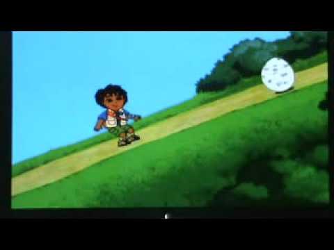 Paranolla de Dora - Salto de Diego, Botas y Dora