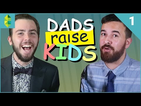 Dads Raise Kids - Part 1 (Sims 4 Parenthood)