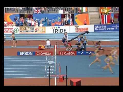 European Athletics Indoor Championships Torino 09 60m ...