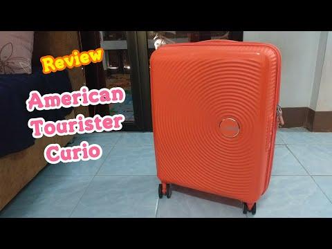 American Tourister Curio Review  | Rose Travel