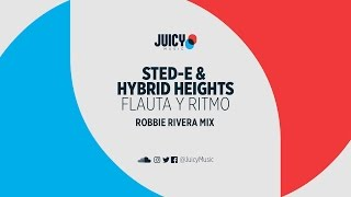 Sted-E & Hybrid Heights - Flauta y Ritmo [Robbie Rivera Mix]