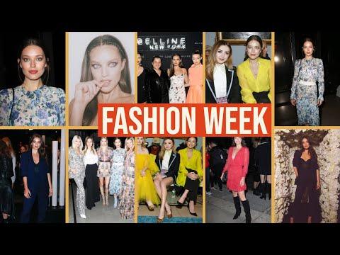 New York Fashion Week Recap with Model Emily DiDonato