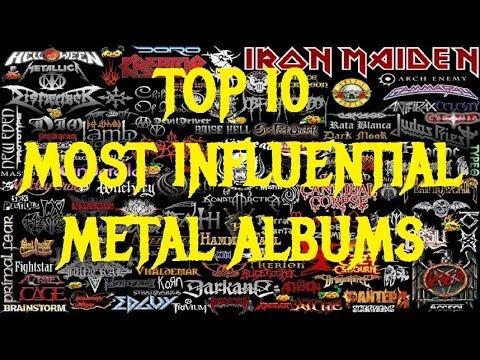 Top 10 Most Influential Metal Albums