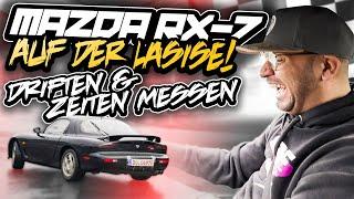 JP Performance - DAS LETZTE MAL STOCK | Mazda RX7 auf der LaSiSe