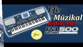 Hayatı Tesbih Yapmışım = Karaoke KEMAL KORG PA 500 TR