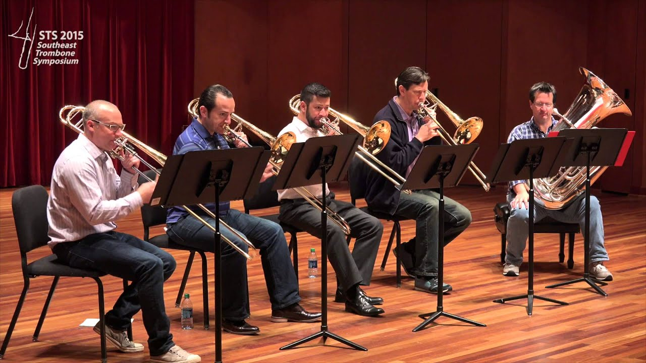 Download STS 2015 Faculty Orchestral Excerpts masterclass