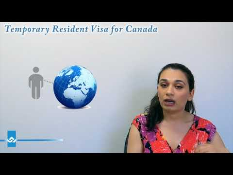 Temporary Resident Visa For Canada