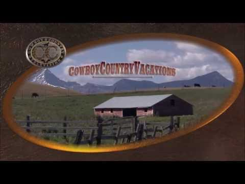 Cowboy Country Vacations Sponsorship