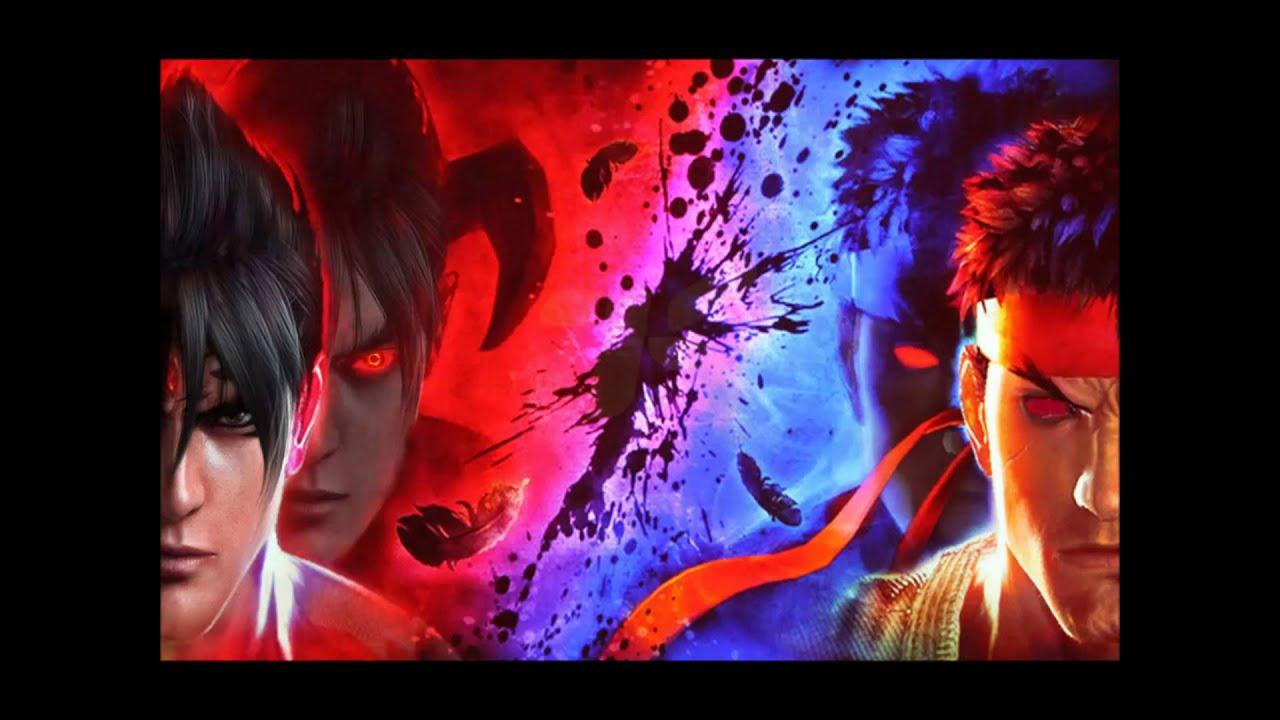 custom themes devil jin vs evil ryu youtube