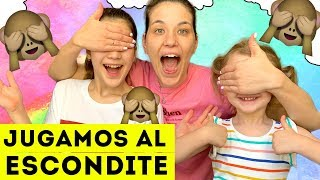JUGAMOS AL ESCONDITE EN CASA | ERIKA SE GOLPEA LA CABEZA 😱 | Yippee Family