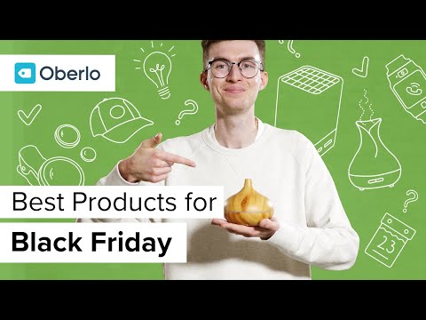 Best Products to Sell Online (Black Friday 2018!)