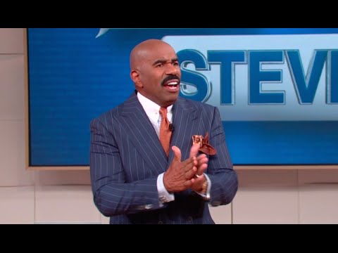 Ask Steve: Here's how you get that girl! || STEVE HARVEY