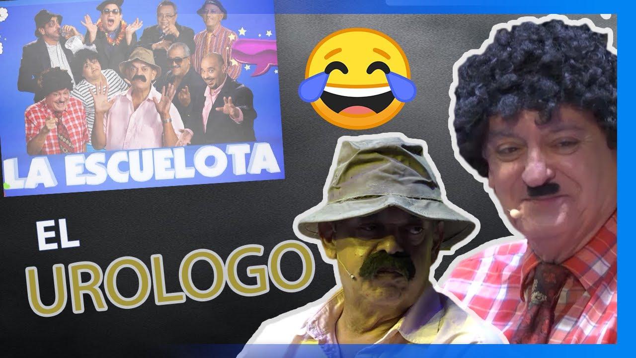 LA ESCUELOTA - CON EL UROLUGO (CUQUIN Y BORUGA)