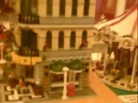 lego store in columbus ohio - YouTube
