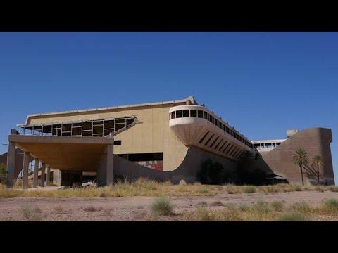 Exploring The Abandoned Trotting Park In Goodyear, Arizona