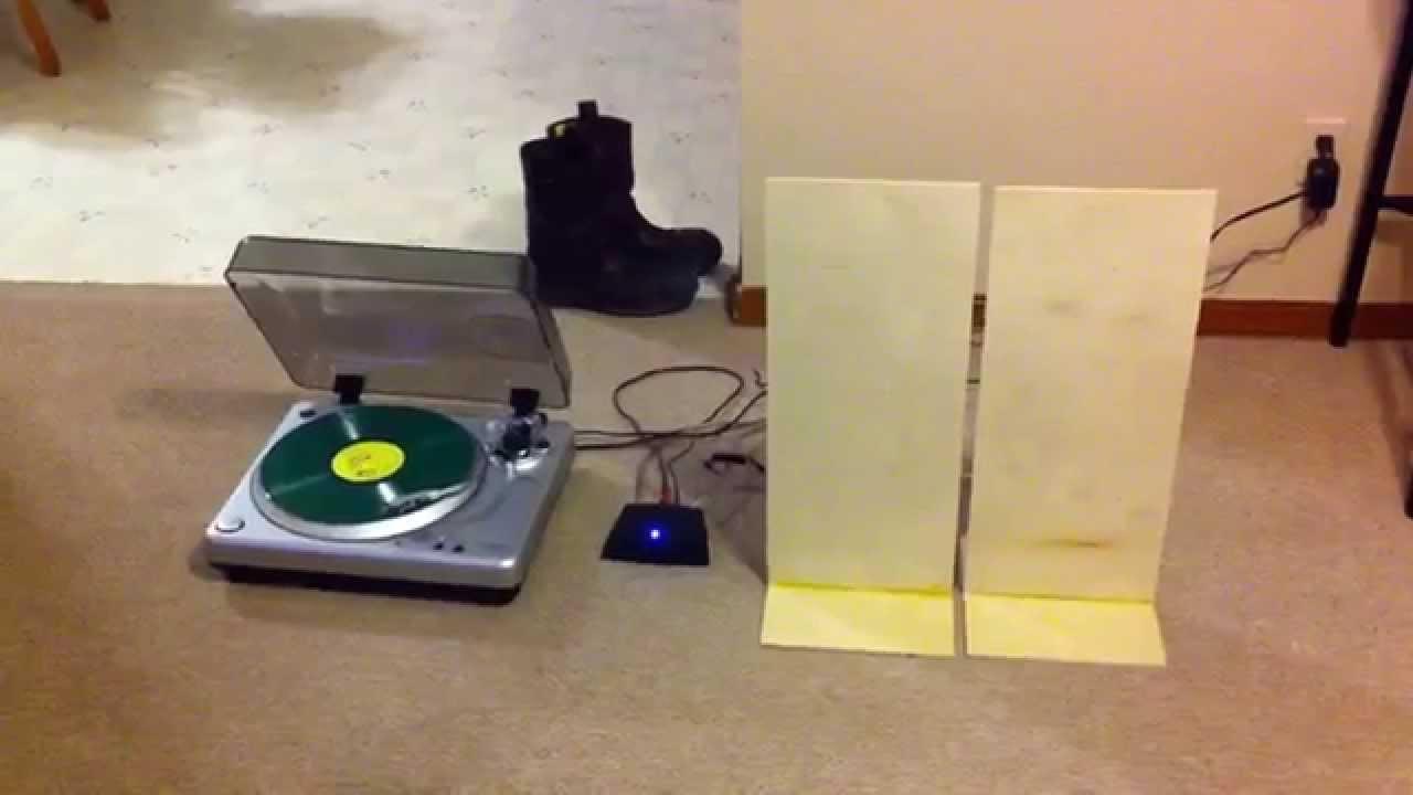 Dayton sound exciters playing Pink Floyd
