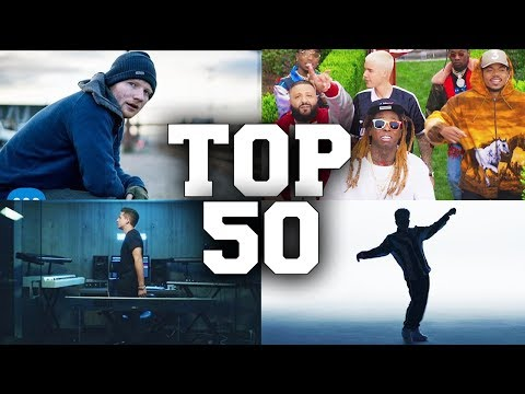 TOP 50 Male Songs of 2017