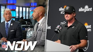 What Grudens Comments Tell Trotter, Wyche About NFL Decision-Makers  NFL Now