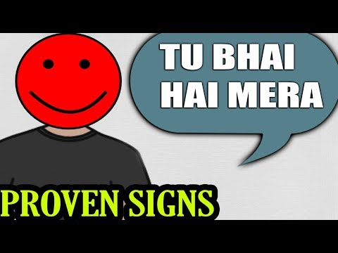 12 Signs Of Fake Best Friends In Hindi