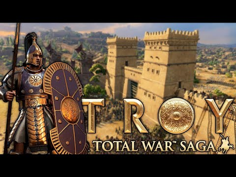 A total war saga troy Gameplay legendary |