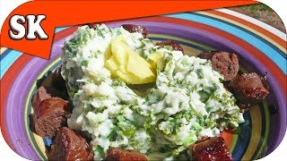 Irish Colcannon - With Kangaroo