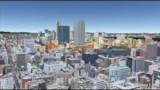 横浜 再開発 妄想MAP「関内駅前ツインタワービル」の風景を妄想する