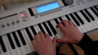 Billie jean  - Michael Jackson  Keyboard Instrumental Cover