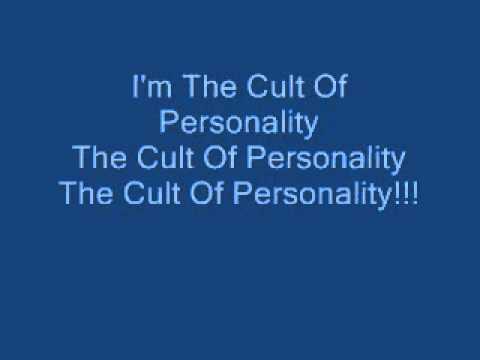 WWE CM Punk Theme Song 2014 Cult of Personality Lyrics